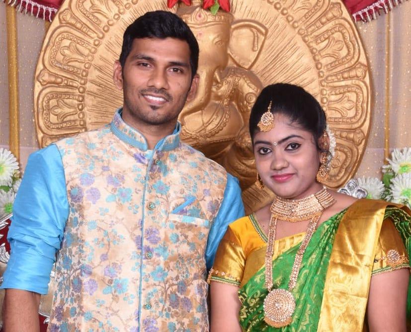 Anand Rao & Priyanka