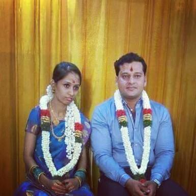 Sunitha & Karthik
