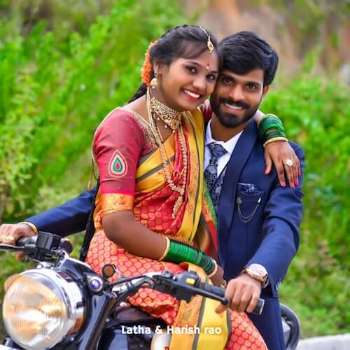 Latha & Harish Rao