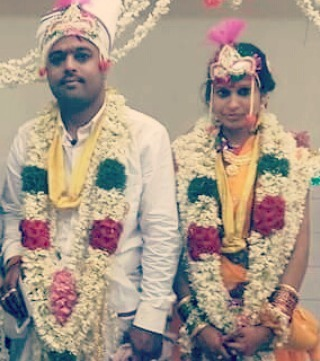 Manjula & SaranPradeep