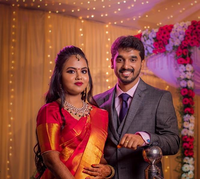 Mithra & Sunil Kumar