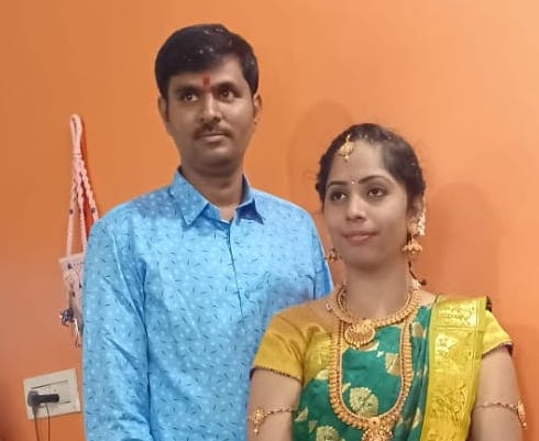 Shreekanth & Rakshitha