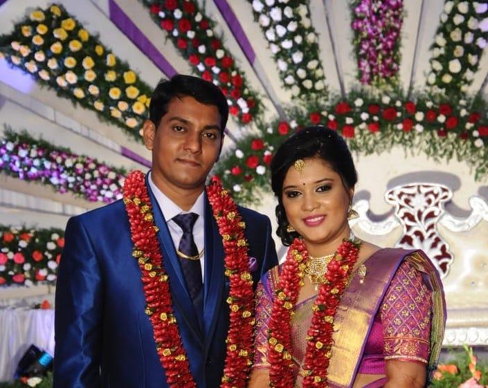 Sunil Avanthkar & Ashritha