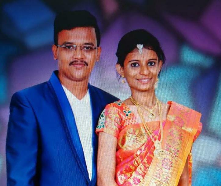 Yashwanth & ArthiPriya
